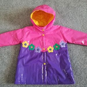 Other - Cute Girls 3T Raincoat